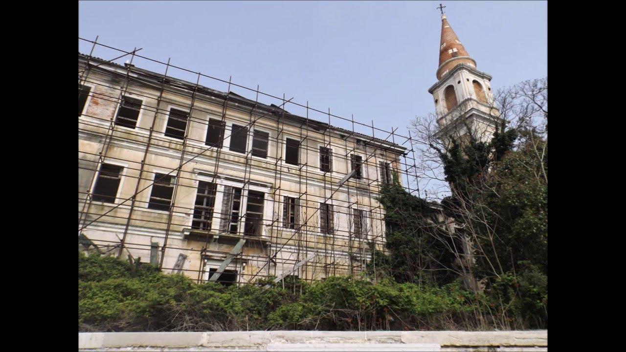 Poveglia Island Tour Asylum Abandoned Psychiatric Hospital ...