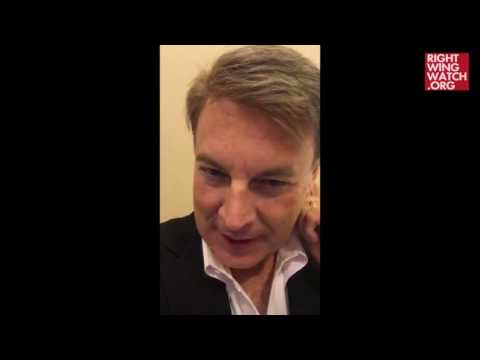 Lance Wallnau Recounts How An 'Anointed Cake' Freed A Man From Homosexuality