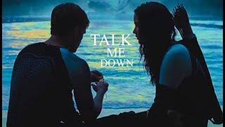 Katniss & Peeta--Talk Me Down