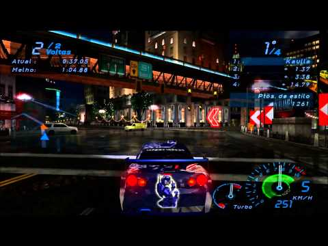 Картинки с Need For Speed Underground+музыка