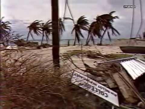 cyclone hugo  1989 09 16 10h d'encroisse