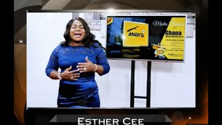 Evangelist Esther Cee will be at Ghana Music Awards UK 2019