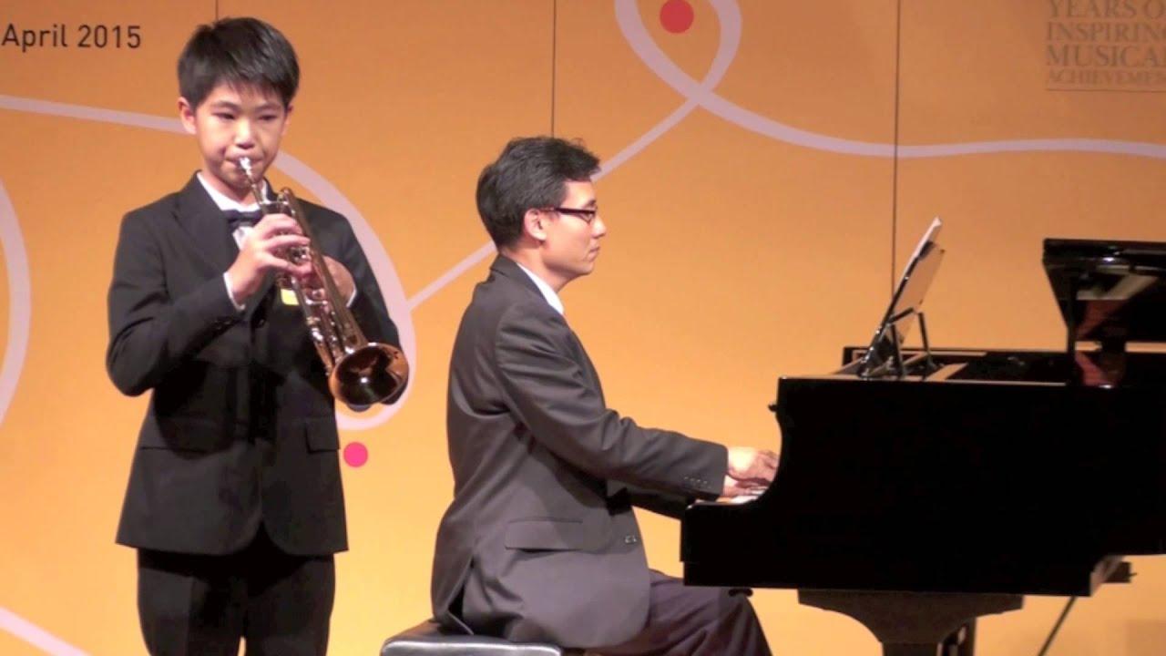 ABRSM - Trumpet/High Scorers' Concert 25 04 15