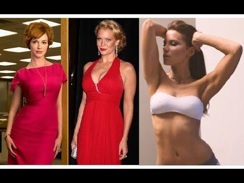Laurie Holden, Christina Hendricks,  Natalie Dormer, Kate Beckinsale & the Flirtmaster Craig Ferg.