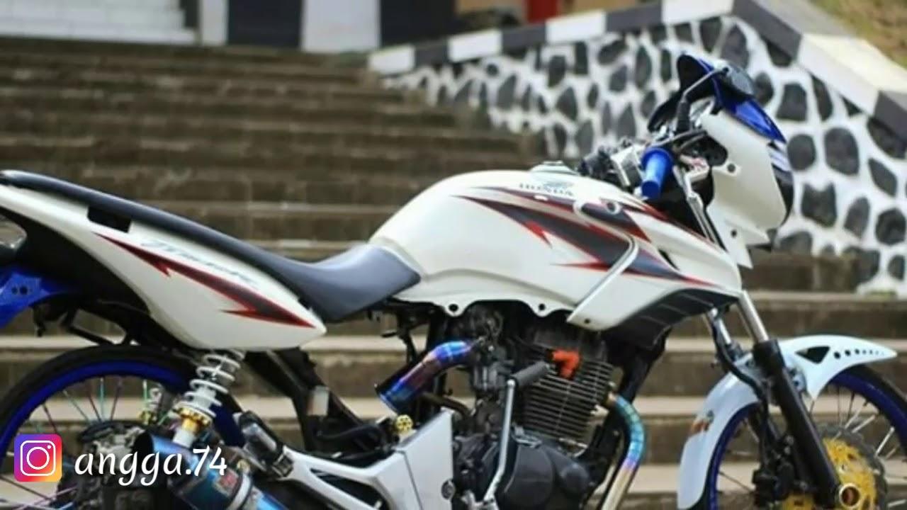 Modifikasi Tiger Revo 200 Herex