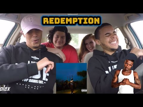 JAY ROCK - Redemption (FULL ALBUM) REACTION REVIEW