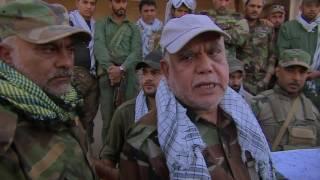 تقرير حصري لبي بي سي من مناطق سيطرة فصائل الحشد الشعبي جنوب غرب الموصل
