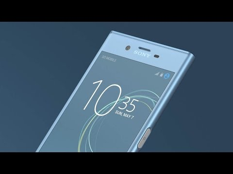 Sony Xperia XZ Premium ön inceleme - 4K HDR ekran!