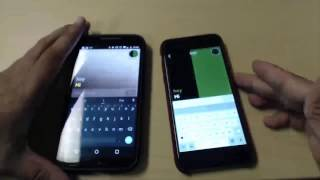 Yahoo LiveText Video Messaging App
