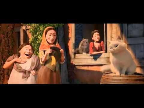 трейлер мультфильма - Кот в сапогах (2011) - Трейлер мультфильма