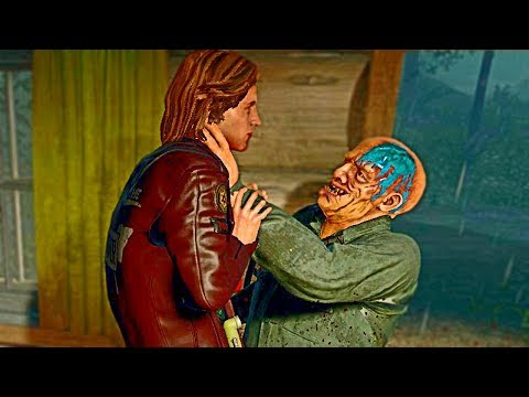 BULLYING THE BULLY - Friday the 13th The Game