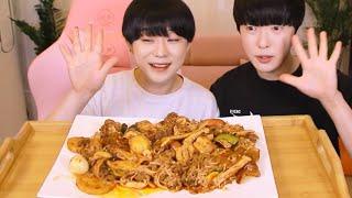 마라샹궈 먹방 ) 잡곡밥에 라마샹궈 먹방!!