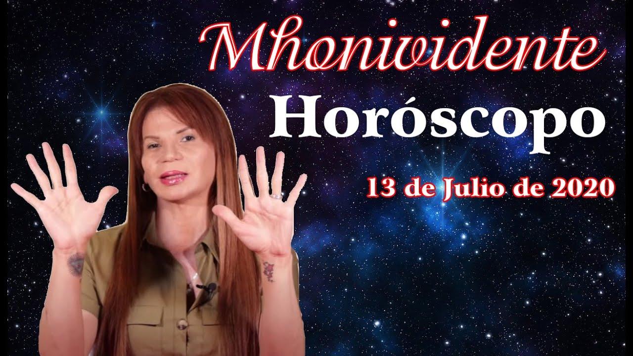 Horóscopo de Mhoni vidente - para hoy 13 de Julio del 2020 - Ha llegado la oportunidad
