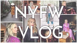 New York Fashion Week Vlog | Molly Sims