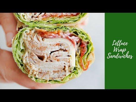 Lettuce Wrap Sandwiches Lexi's Clean Kitchen