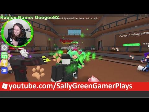 SallyGreenGamer Show