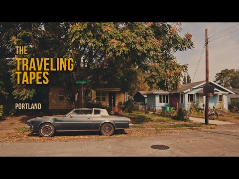 THE TRAVELING TAPES // Portland