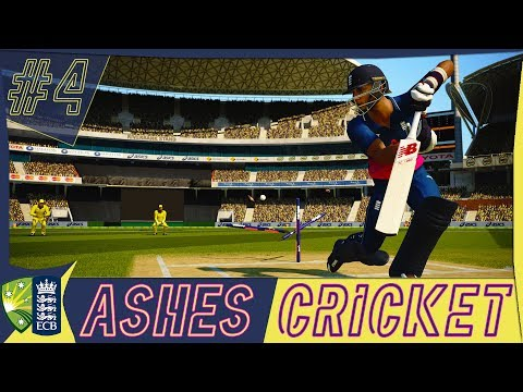 Ashes Cricket | 4th ODI Highlights | Australia Vs England | Brilliant Bowling Display!  (4K XB1 X)