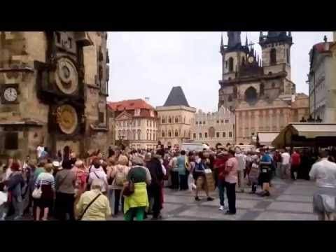 Prague, Czech Republic - From History To Folk Music