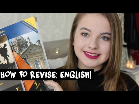How to Revise: English Language and Literature!