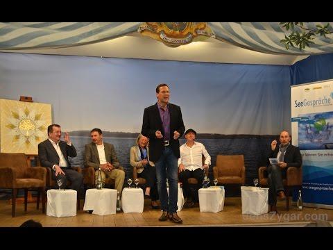 Seegespräche - Medienmanipulation im 21. Jhdt. mit Robert Stein, Heiko Schrang, Andre Zalbertus, uvm