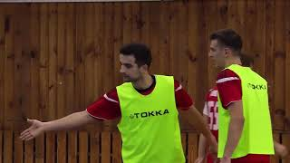 Слобода - Х1 (10.12.2017) Extra League 1 тур