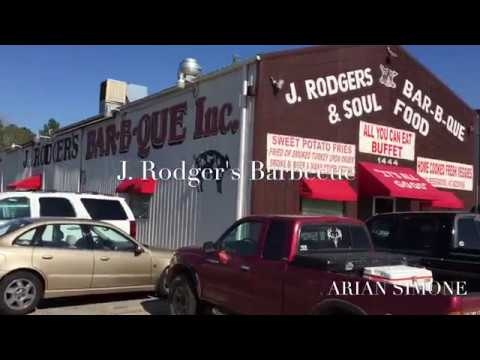 TBT: J. Rodgers BBQ | Arian Simone