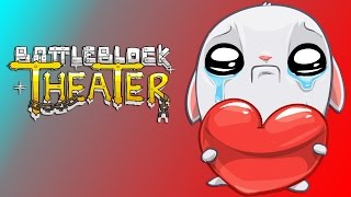 Battleblock Theater Funny Moments - Time Trial Troubles, Kitty Kitty Gangbang, Heartbroken Hibrid