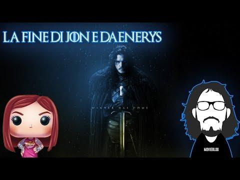 FinalGot: La Fine di Jon e Daenerys