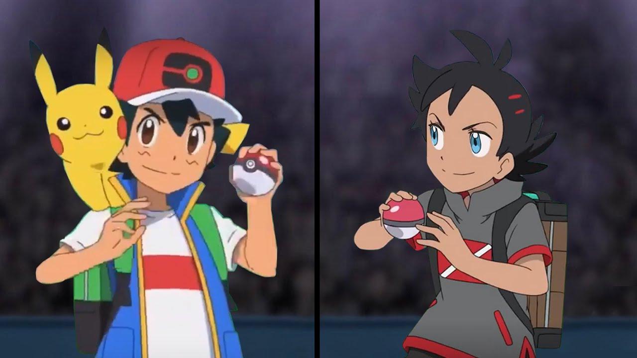 Download Pokemon Characters Battle: Ash Vs Goh (Galar Pokemon Showdown)
