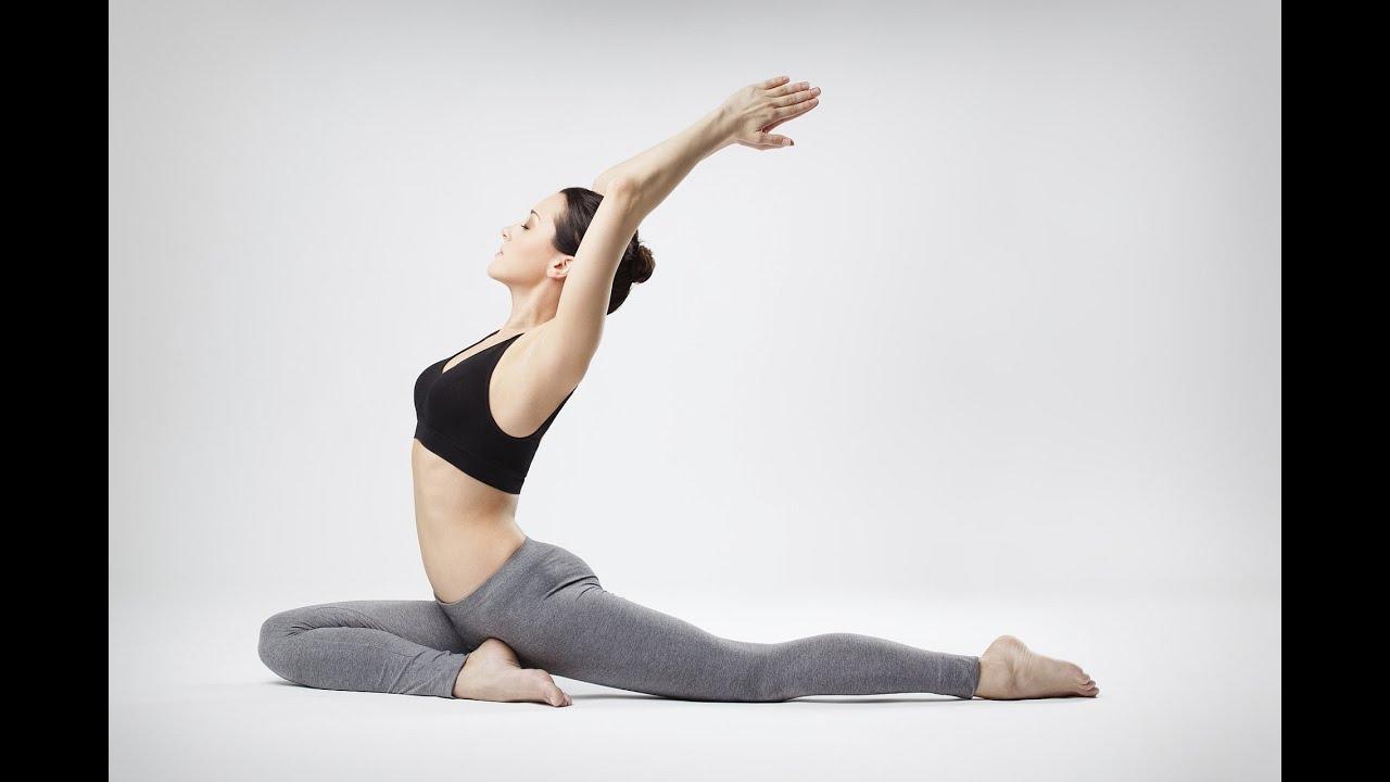 Bài tập yoga giảm mỡ bụng tại nhà hiệu quả nhanh| Emdep TV - Full HD