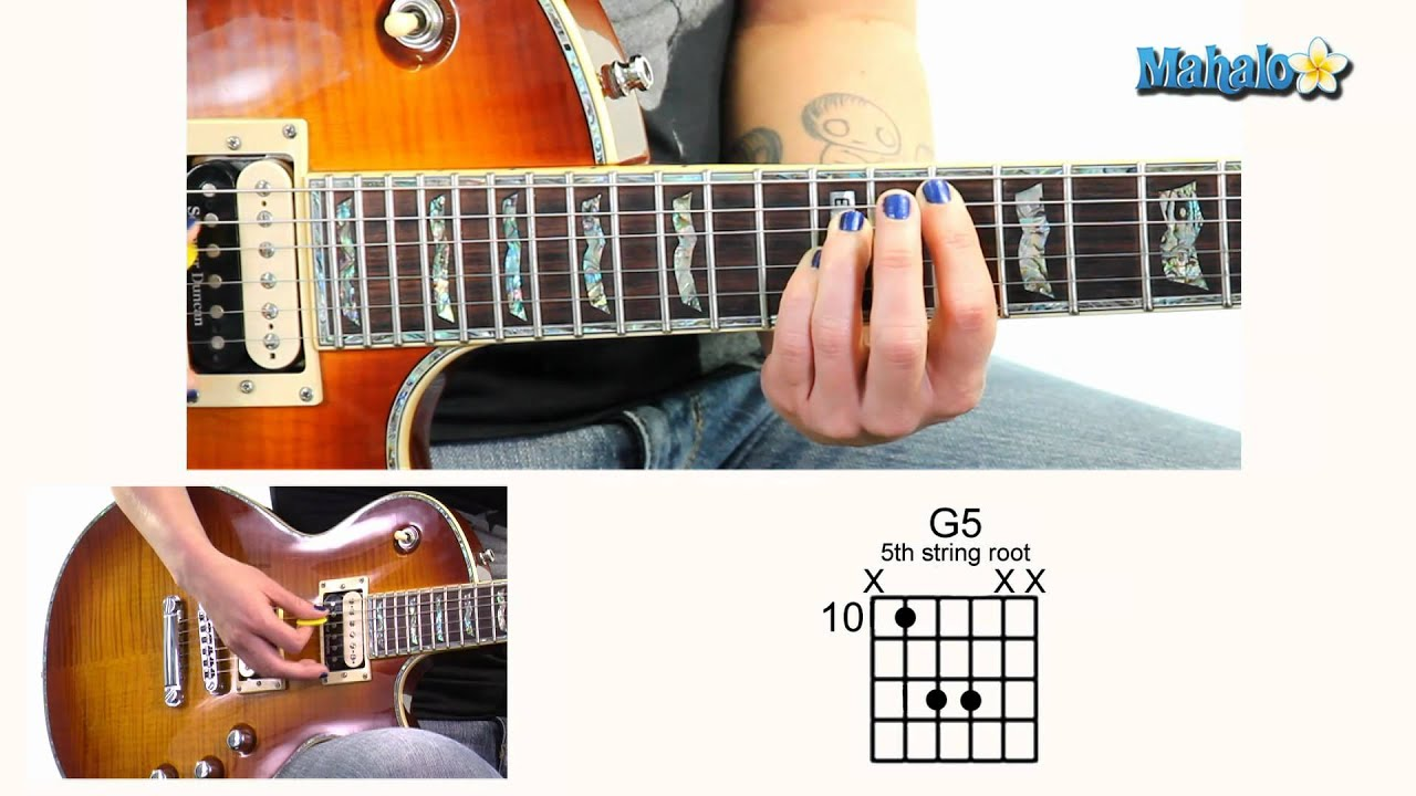 How to play g5 10th fret 5th string root on guitar youtube how to play g5 10th fret 5th string root on guitar hexwebz Choice Image