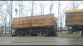 авария в Ставрополье