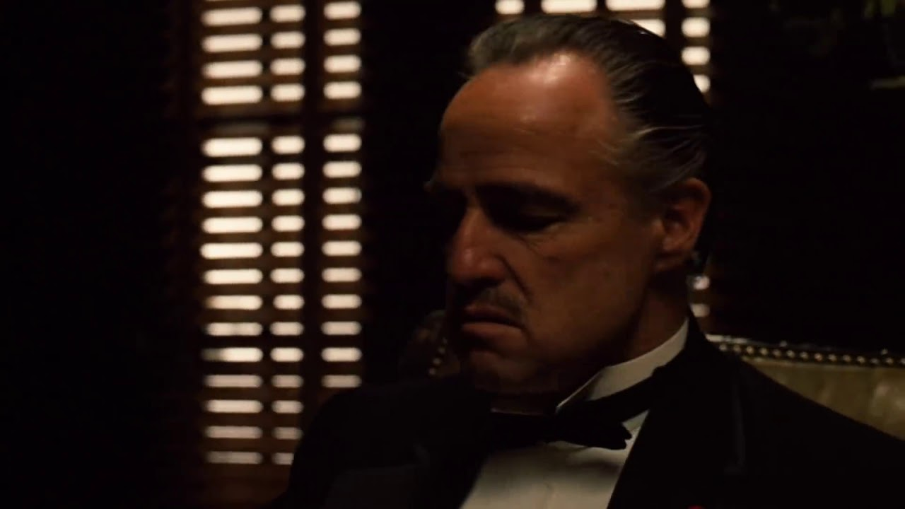 Download The Godfather I   Opening scene HD