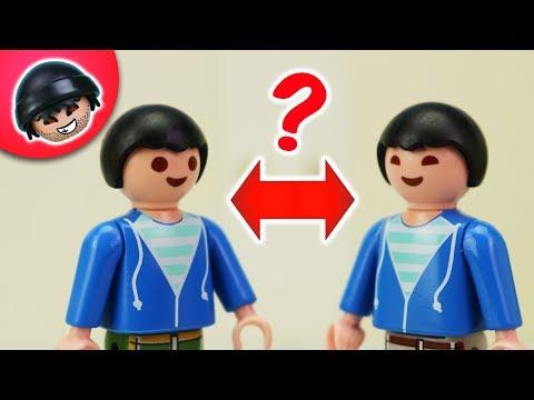 Kunos hat einen Zwilling! - Playmobil Polizei Film - KARLCHEN KNACK #319