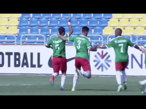AL WEHDAT vs AL AHED: AFC Cup 2016 (Group Stage)