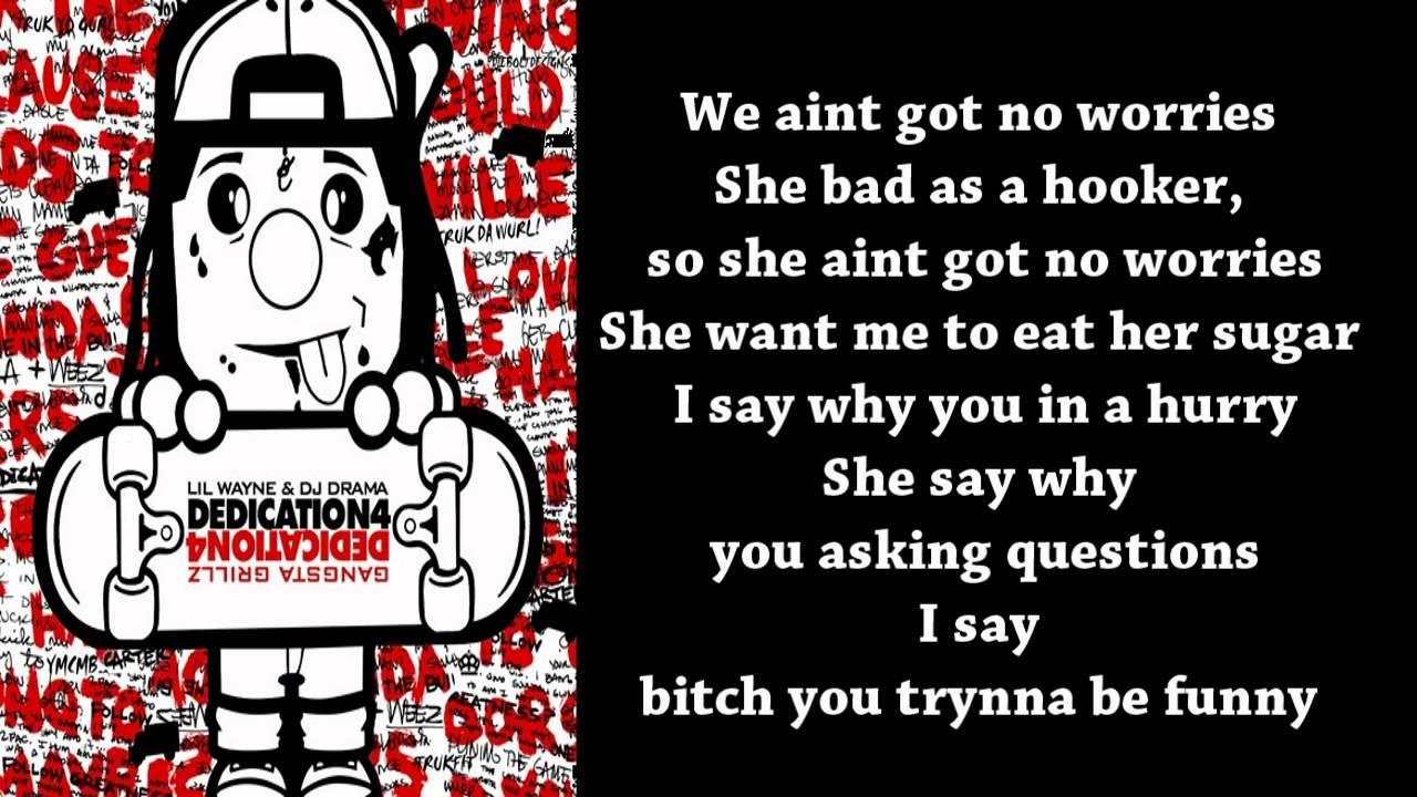 Believe Me (Lil Wayne song)