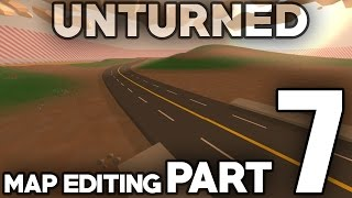 Unturned Level Editor Series #7: Prepping for Road Paths