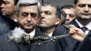 Мальцев советует Саргсяну (Революция в Армении 2016)