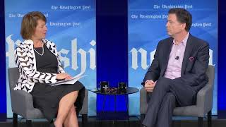 A Conversation with Former FBI Director James Comey
