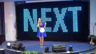 Смотреть видео Конкурс Поколение Next  г.Москва  Хирувимских Диана онлайн