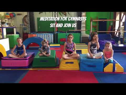 Meditation for Gymnasts with Jill Fox