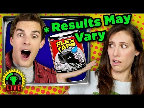 MATPAT APPROVED?! Testing Infomercial Products In Real Life!