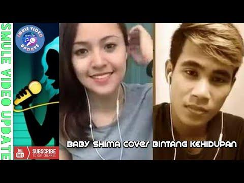 Smule, BABY SHIMA duet Merdu KEREN!!! 👉 Cover Bintang Kehidupan [ Nike Ardila ]