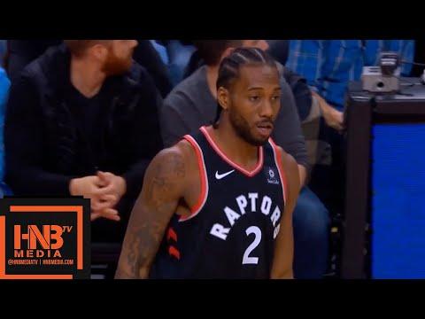 Toronto Raptors vs New Orleans Pelicans 1st Qtr Highlights  11122018, NBA Season