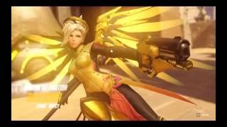 HERÓIS NUNCA MORREM - Mercy (Overwatch)