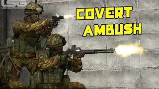 Project Reality - Covert Ambush , Infiltration & Assault