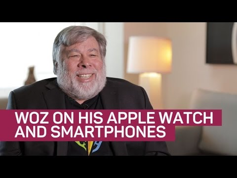 Why Woz is a fan of the Apple Watch
