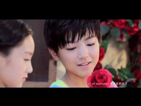 TFBOYS - 爱出发Love Start(官方完整版 MV)