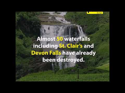 Mini Hydro  in Sri Lanka - Energy Generation or Willful Destruction?